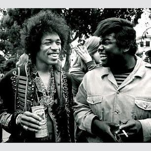 Jimi Hendrix, Lightnin' Rod & Buddy Miles - OD, Barrel~dEM