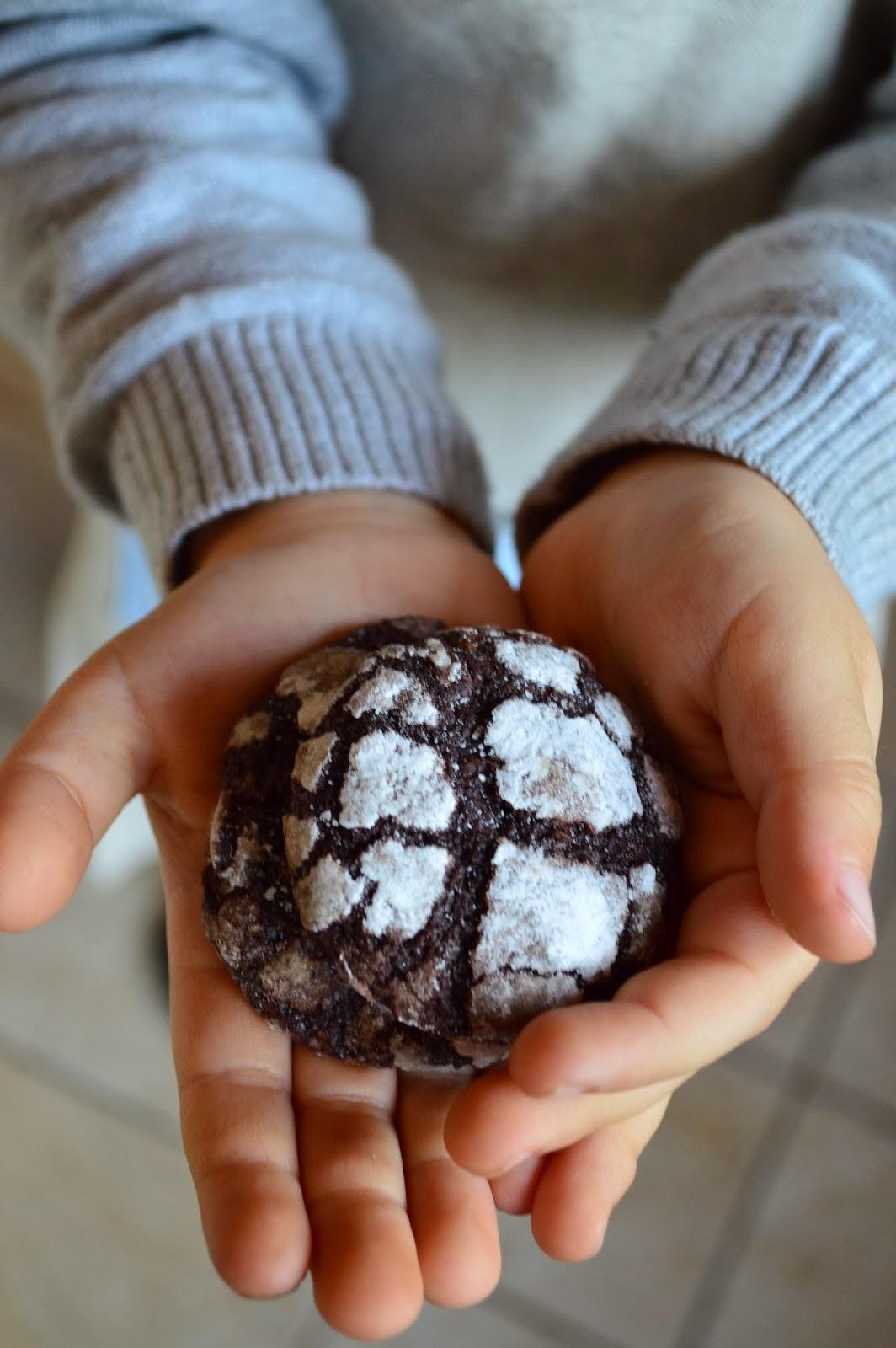 biscotti con le crepe