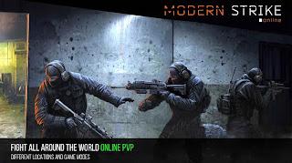 Modern Strike Online v1.21.0 Modded Apk