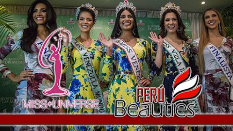 Miss Universe Venezuela 2017 / 2018