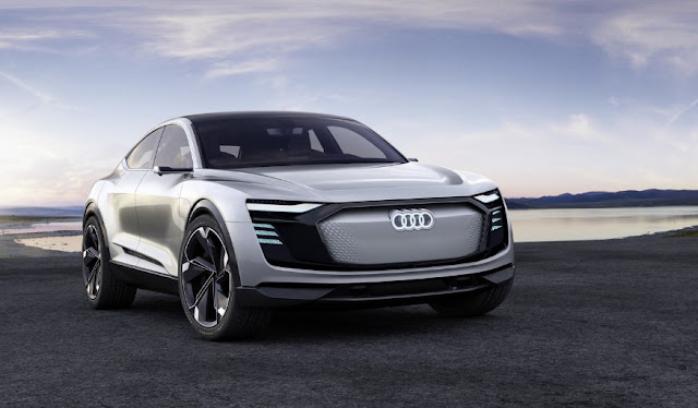 More electric in Audi Confirmed production of the Audi e-tron Sportback