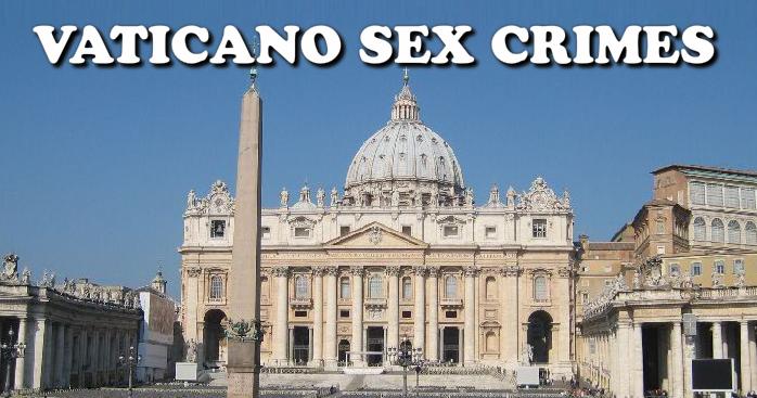 and sex vaticano crimes