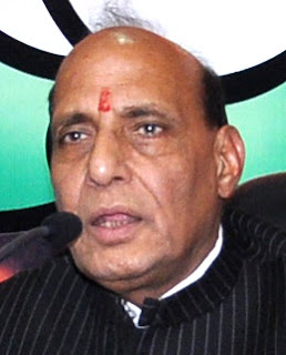 Strengthening coastal security is Centre's priority: Home Minister  Rajnath Singh