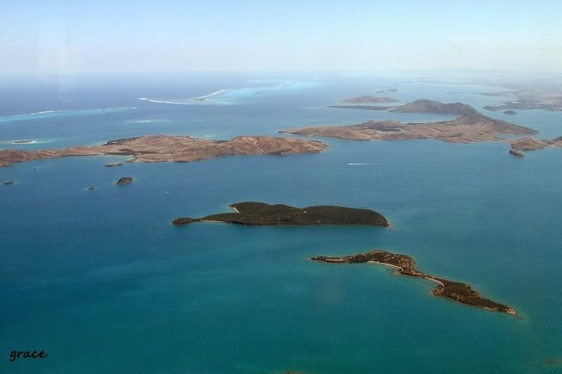 Nowa Kaledonia - francuska wyspa Oceanii.