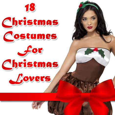 18 Christmas Costumes For Christmas Lovers