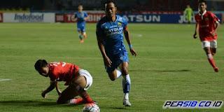 Persib Bandung vs Persija Jakarta Imbang 0-0 TSC 2016