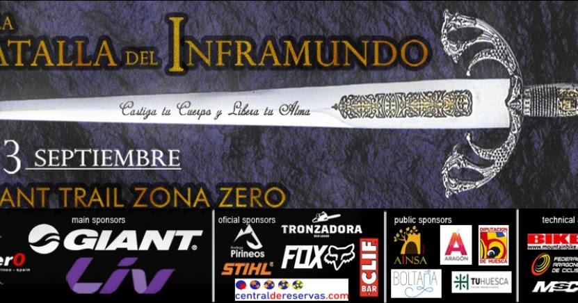 "GIANT TRAIL ZONA ZERO ""La Batalla del Inframundo"""