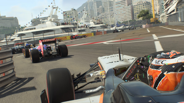 F1 2015 [New Game Formula One Championship]