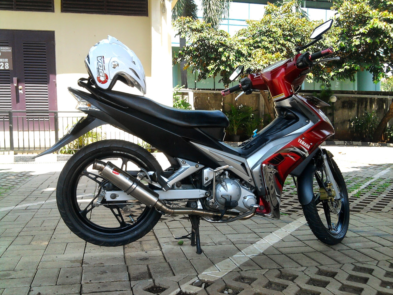 Foto Modifikasi Jupiter Mx 135 Terkeren