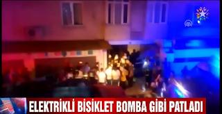 patladı 11 kişi hastanelik oldu