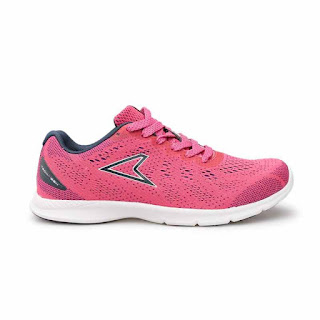 Power Daze Turbine 5285069 Sepatu Wanita - Pink Navy