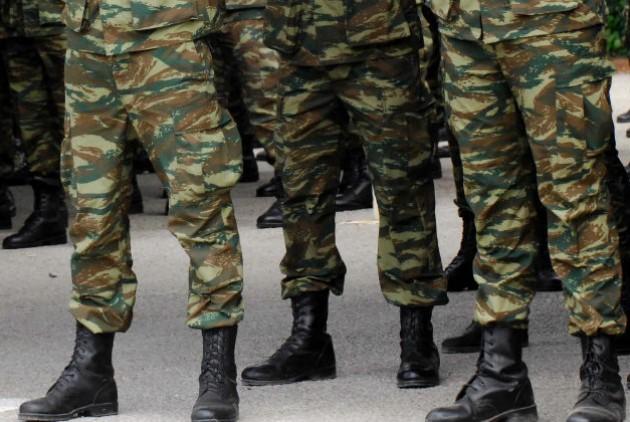 Πρώτο κρούσμα κορονοϊού στον Στρατό Ξηράς (ΒΙΝΤΕΟ)