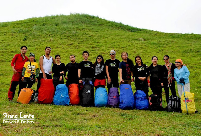 Mountaineers in the Philippines