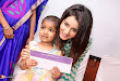 Raashi Khanna at Rainbow Children's Hospital