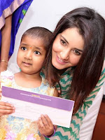 Raashi Khanna at Rainbow Children's Hospital-cover-photo