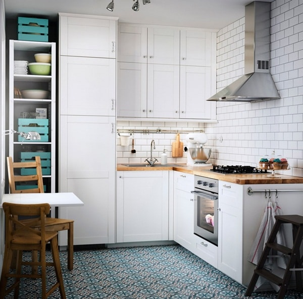 Small Kitchens  6 Ideas for Decorating  8
