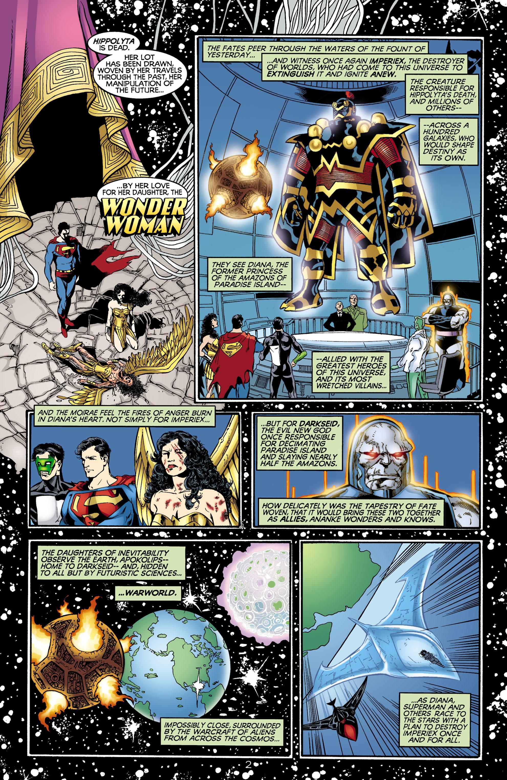 Read online Wonder Woman (1987) comic -  Issue #173 - 3