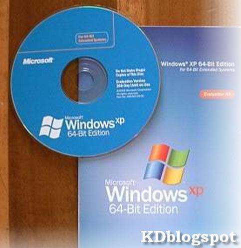 Windows xp 64 2012