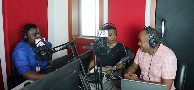 Things to Consider Before You Quit Your Job for Fashion – Martwayne on Business Africa 98.9 Kiss FM Lagos