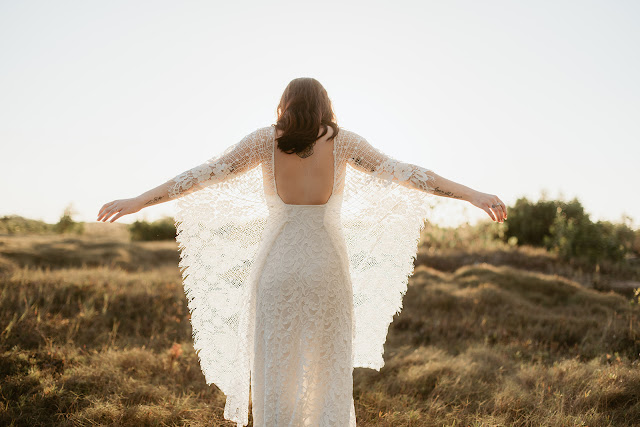 EPHEMERAL PHOTOGRAPHY QUEENSLAND BOHEMIAN BRIDAL DESIGNERS WEDDING GOWN
