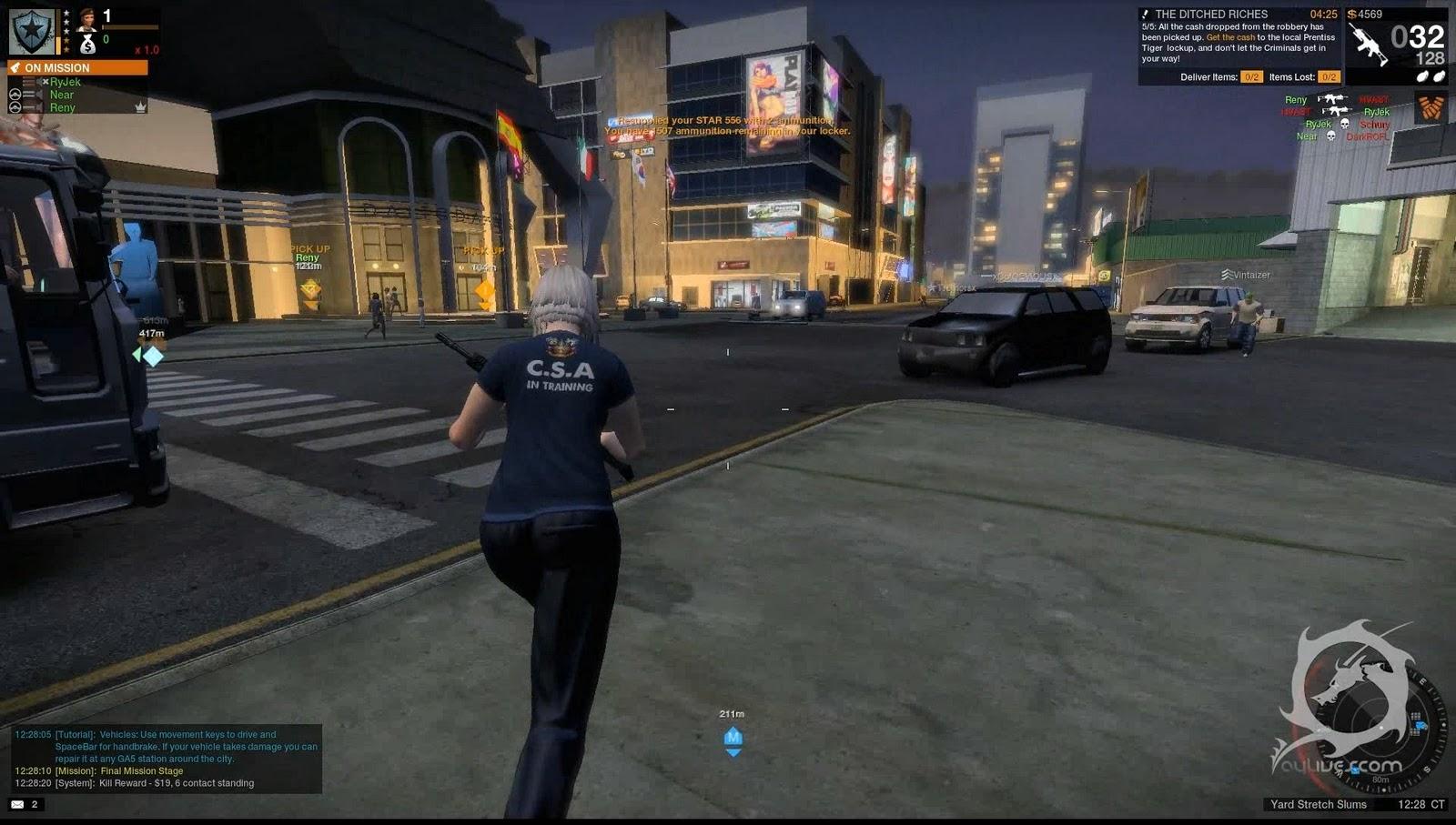 Free Online Games Online Games Apb Reloaded Gta Like