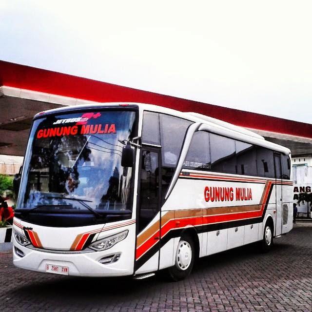 New Setra Jetbus 2+ Gunung mulya