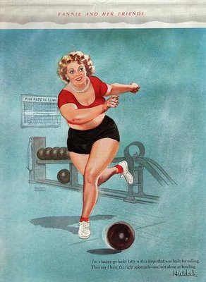 Fannie: The Forgotten Plus Size Pin-up Girl