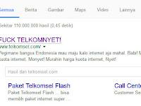 Website Telkomsel di Hack, Buntut Kekecewaan Konsumen