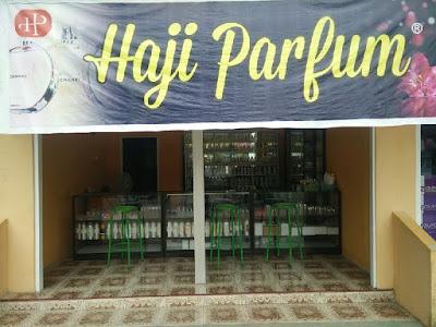 Haji Parfum Sampit - Amor Parfum