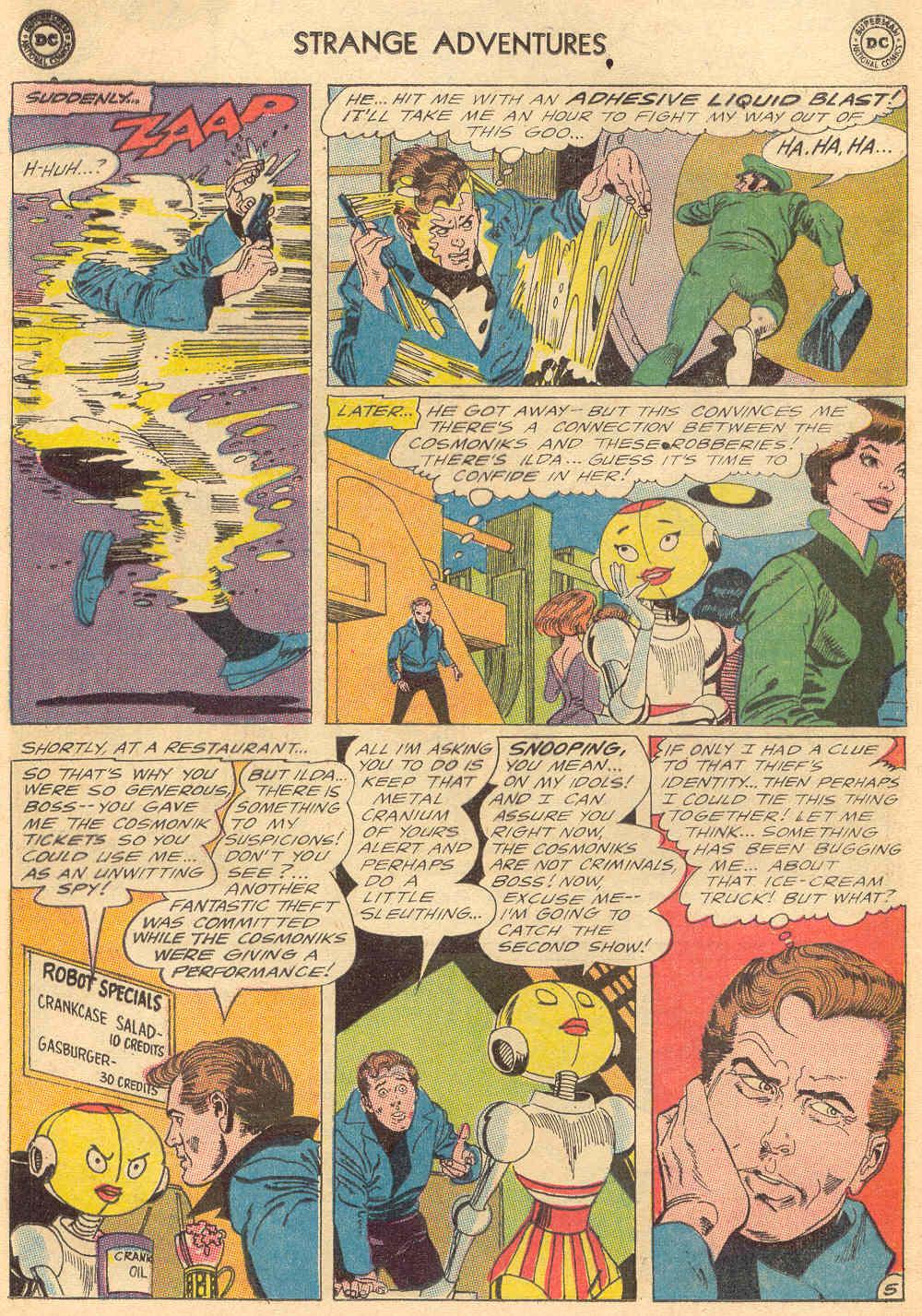 Strange Adventures (1950) issue 176 - Page 8