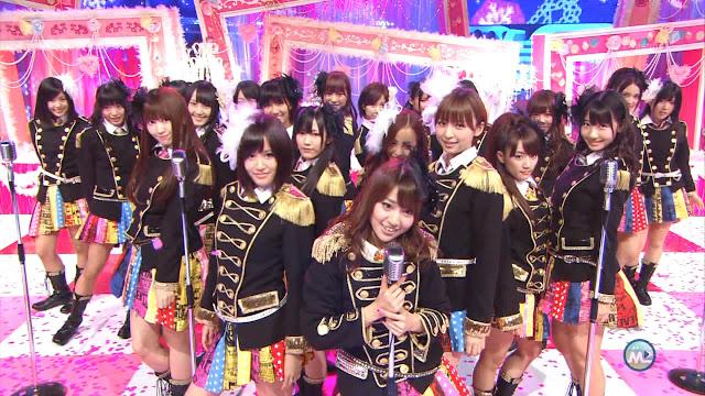 Lirik Lagu AKB48 - Heavy Rotation Japan Version - Mivi Lirik