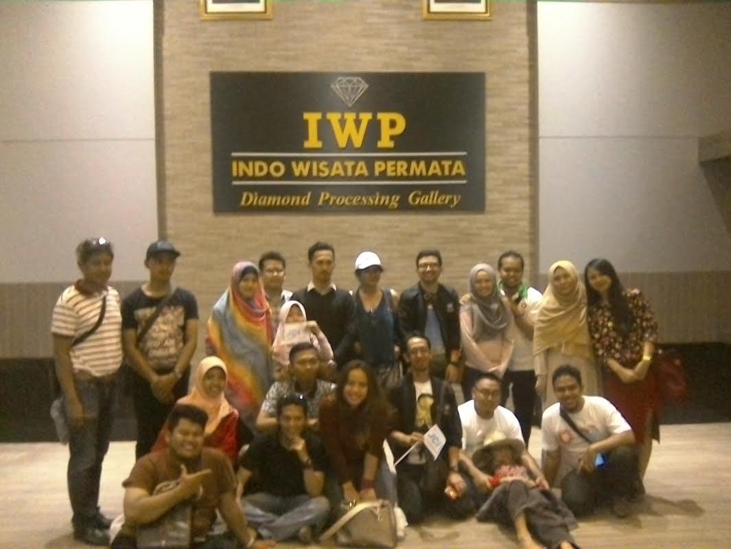 IWP Tempat Wisata Berlian Pertama di Asia dan Satu-satunya di Indonesia