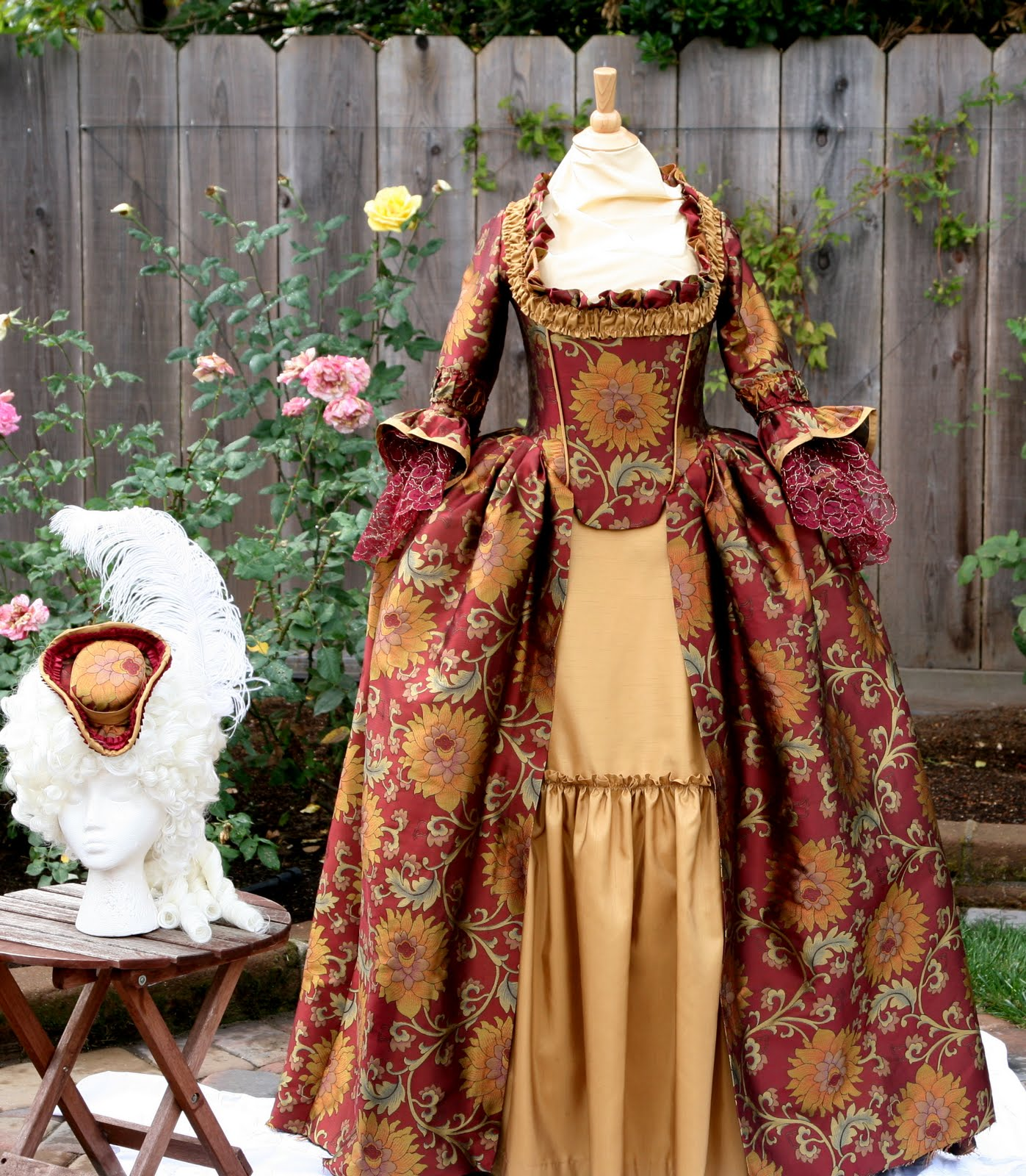 Fashion: A Trip To 18th Century Fashion Trends.