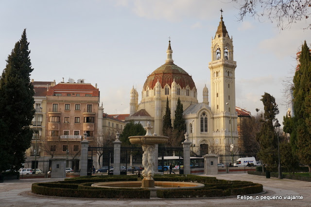 Paróquia de San Manuel y San Benito em Madrid