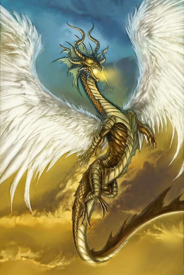 Angel Dragon: Piya's Studio: Dragons Of Dragon Crate 4