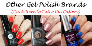 Misc Gel Polish Brand Swatch Gallery