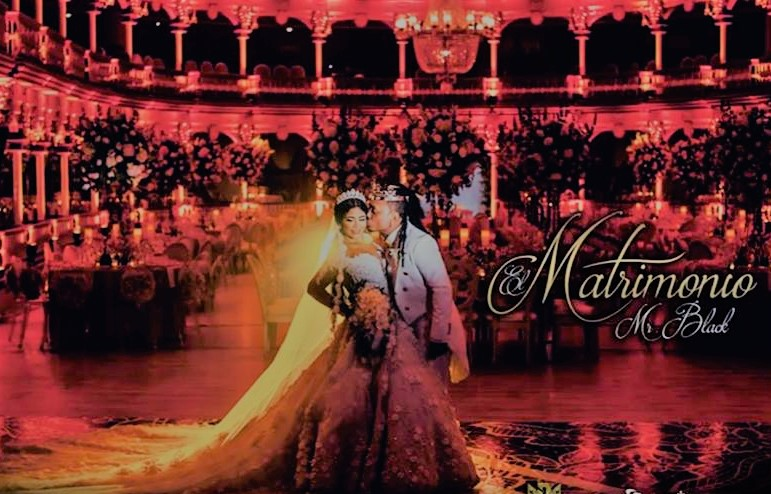 Matrimonio Mr Black : Objetivo reggaeton the best latin music news mr