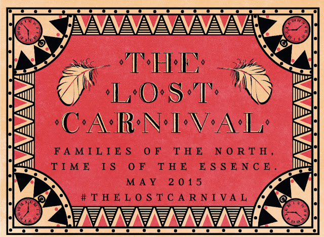 The Lost Carnival Wild Rumpus Bury