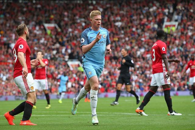 Prediksi Manchester United vs Manchester City Liga Inggris