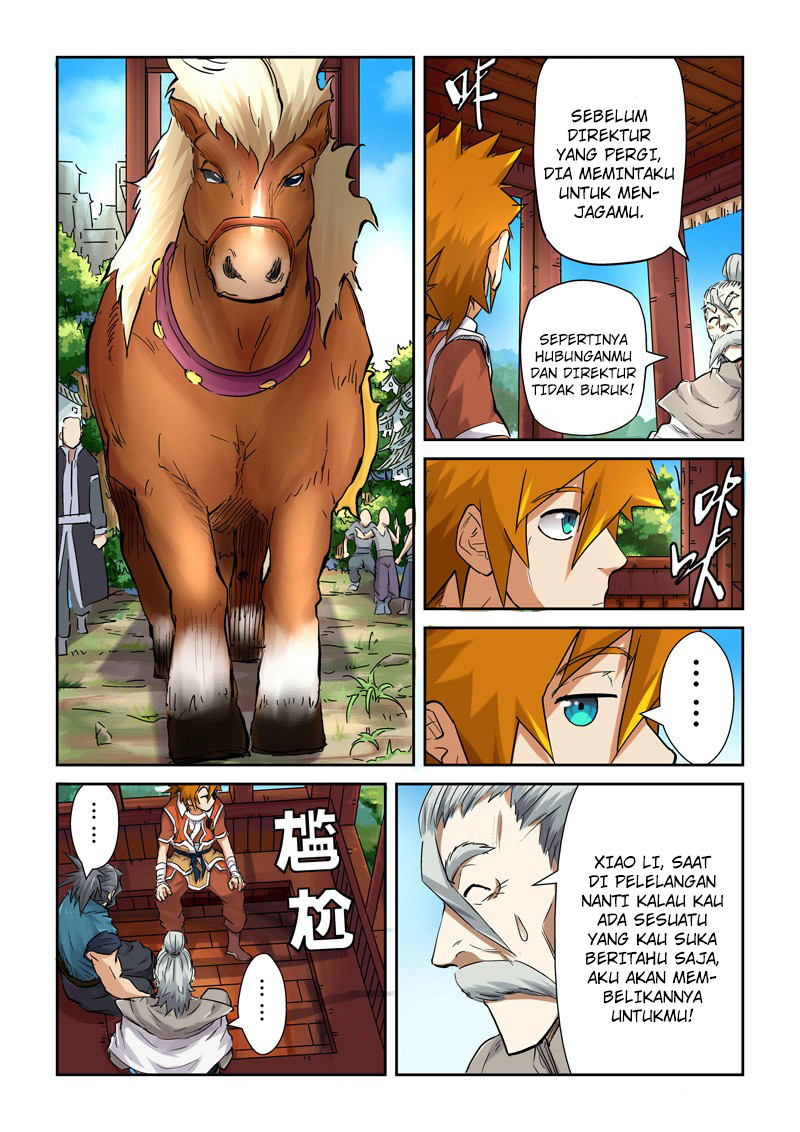 Tales of Demons and Gods Chapter 91.5