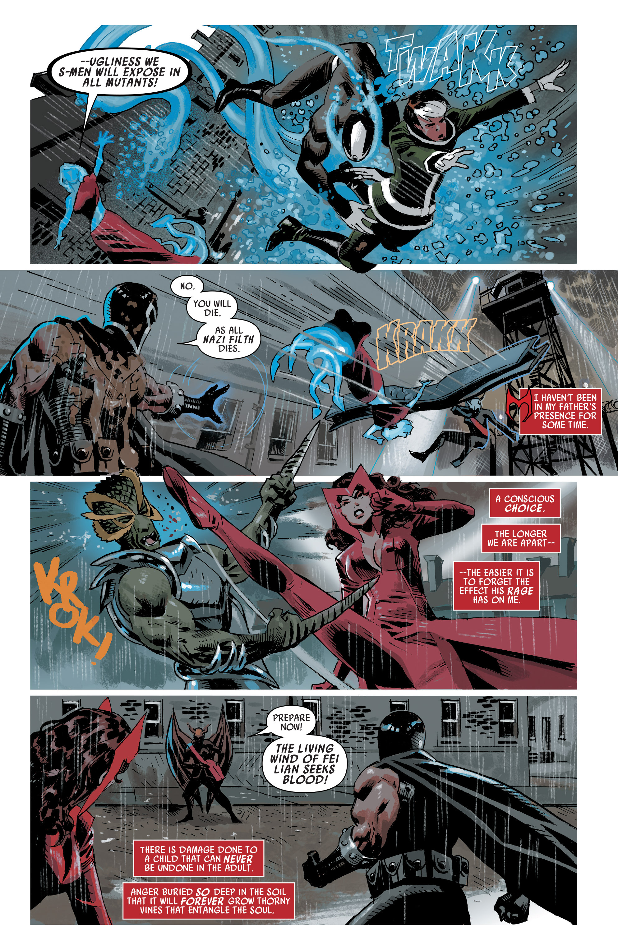 Read online Uncanny Avengers (2012) comic -  Issue #25 - 7