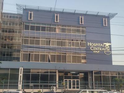 ¿Existen cobros indebidos en el Hospital Central de la Fuerza Aérea del Perú?
