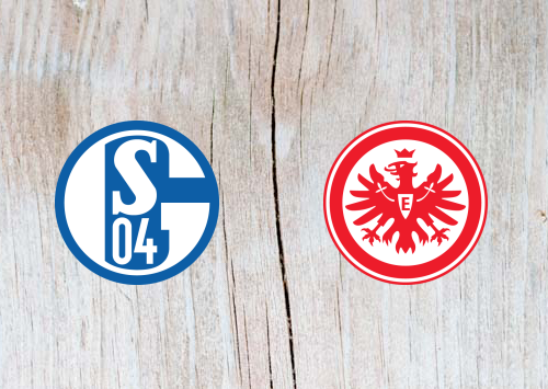 Schalke vs Eintracht Frankfurt - Highlights 6 April 2019