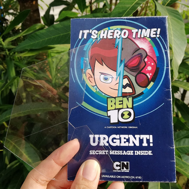 URGENT ! MISI HERO BEN 10