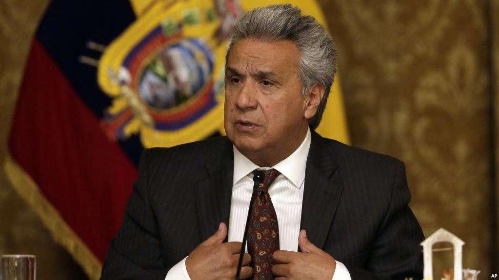Moreno prevé ahorrar 1 mil millones de dólares anuales / AP