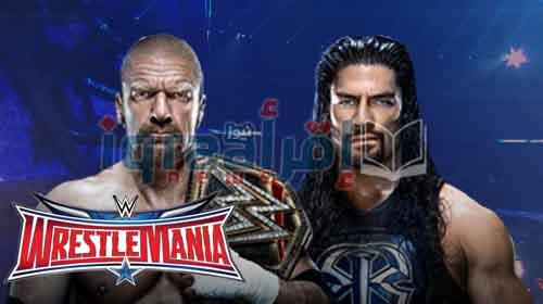"""مشاهدة عرض """"WrestleMania"""" الريسلمانيا 32 بث مباشر اون لاين , مهرجان الريسلمانيا 32 كامل يوتيوب HD"""