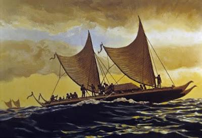 Οι πρώτοι θαλασσοπόροι της Γης