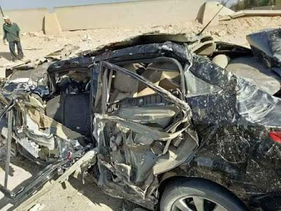 عاجل حادث علي الكيلو 52 مصر اسكندرية