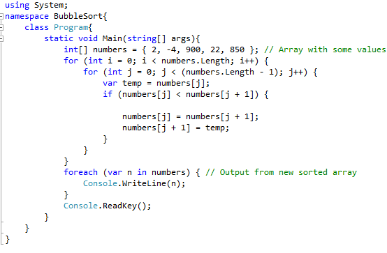 [TUTORIAL] Bubble Sort - Algoritmo Untitled%2B4