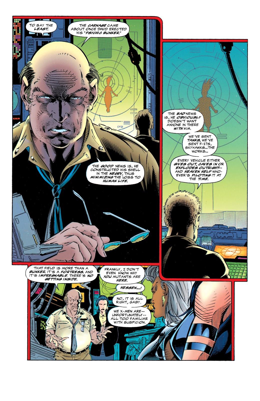 Uncanny X-Men (1963) issue 320 - Page 9